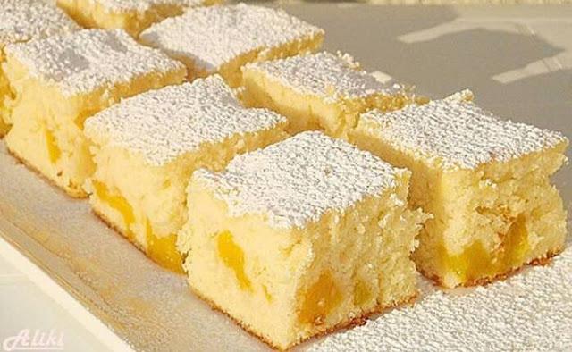 Schaumiger Fanta Kuchen
